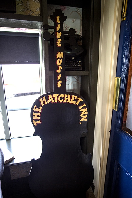 Entertainment at The Hatchet, Co. Meath