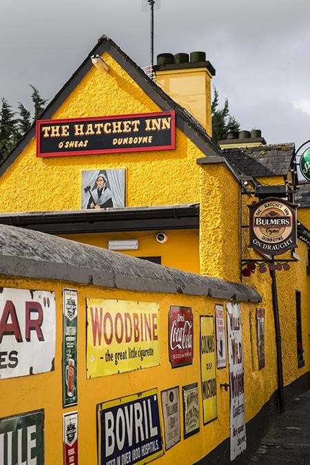 The Hatchet Inn, Dunboyne, Co. Meath. Ireland